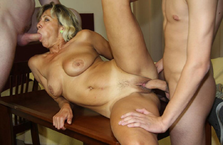 fitte video anal mature